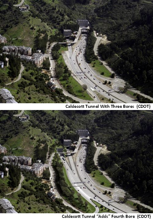 Caldecott Before And After