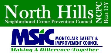 Montclair Councils