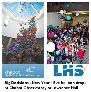 Where Balloons Drop