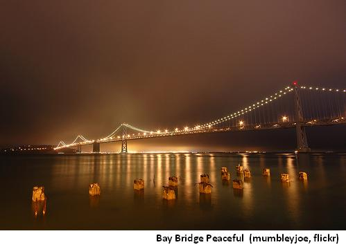 Bay Bridge Peaceful