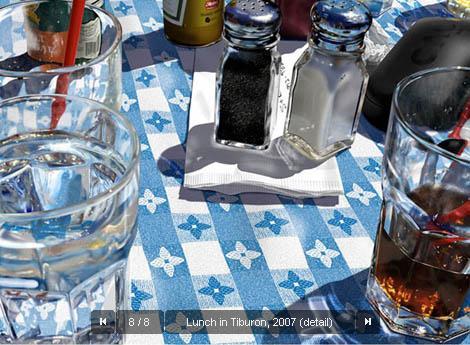Lunch In Tiburon - Bert Monroy