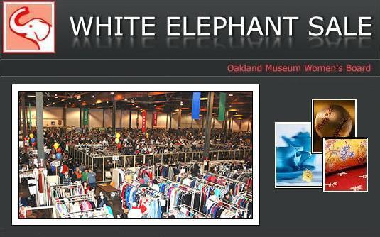 Oakland White Elephant