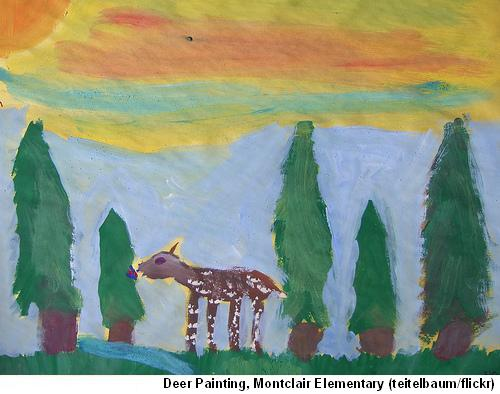 Montclair Elementary Painting