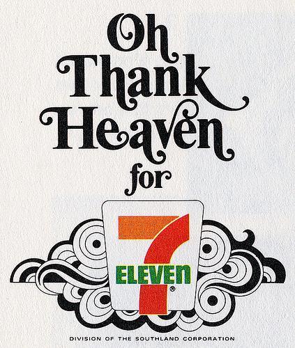 Old 7-Eleven Promotion