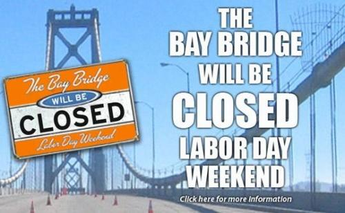 Bay Bridge Closure
