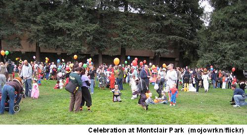 Montclair Park Celebration
