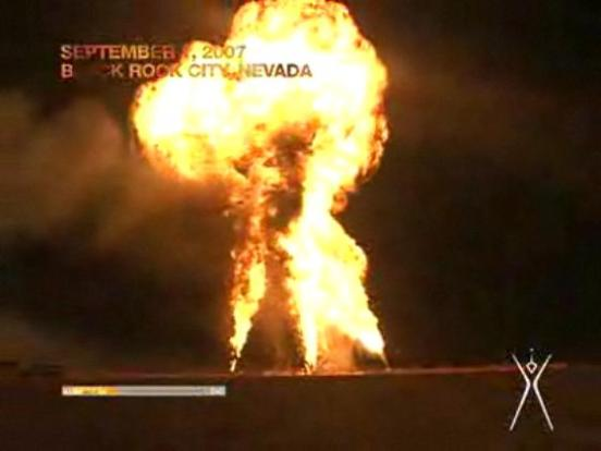 Crude Awakening - Explosion