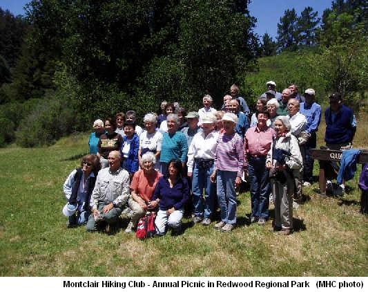 Montclair Hiking Club