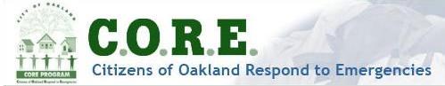 Oakland CORE