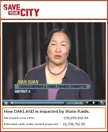 Save Your City - Rep Quan