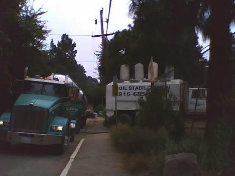 Thornhill School - Trucks Ready
