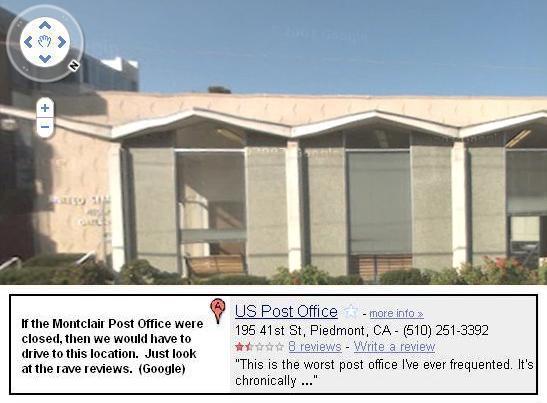 U.S. Post Office - 41st Street