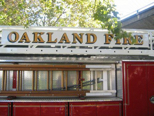 Oakland Fire Dept
