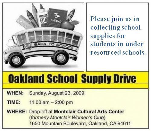 Oakland School Supply