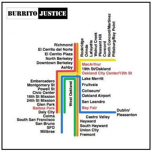 Burrito Justice - Hyperlinear BART