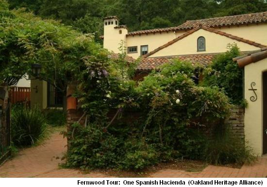 Fernwood - Spanish Hacienda