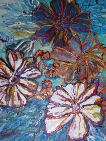Hibiscus - Marisa Muliadi-Kleiber