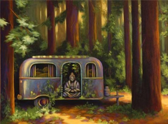 Redwoods Zen