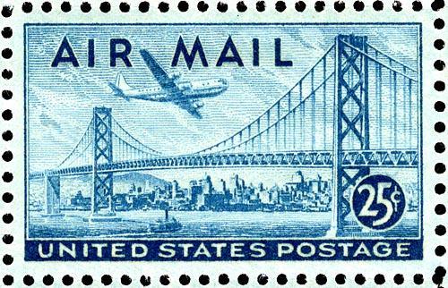 U.S. Postage Stamp, 1947