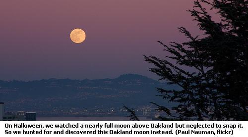 Oakland Moon